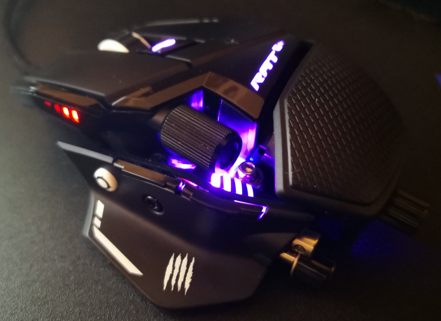 Mad Catz R.A.T. 8+