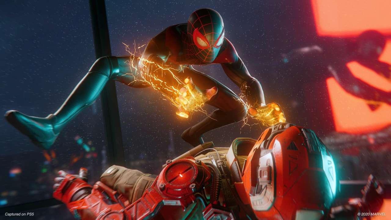 Marvel's Spider-Man : Morales