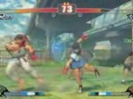 Street Fighter IV Sakura vs Ryu Trailer (Teaser)