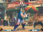 Street Fighter IV Feilong vs Abel Trailer (Teaser)