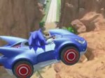 Sonic & SEGA All-Stars Racing - DS