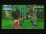 Wii Sport Resort - ARCHERY - Play with Pros (Divers)