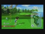 Wii Sports Resort - GOLF - Play with Pros (Divers)