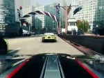 GRID 2 Gameplay first look - Chicago Street Racing (Eurogamer Expo) (Gameplay)