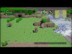 3D Dot Game Heroes - Gameplay 02 (09-30-2009) (Gameplay)