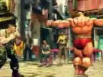 Street Fighter IV - Trailer AOU 08 (Evénement)