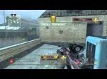 5 kill au couteau de lancer (Gameplay)