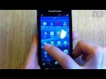 Playstation Phone hands-on (Part ONE) (Gameplay)