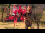 Bulletstorm slow motion movie (Divers)