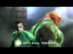 Green Lantern : La Révolte des Manhunters - DS