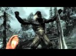 The Elder Scrolls V : Skyrim - Trailer FR (Gameplay)