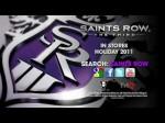 Saints Row: The Third - Une première bande-annonce tout bonnement culte (Teaser)