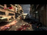 Dead Island - In game Footage 2011 Battle On The Street HD (Gameplay)