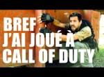 bref j'ai joué à call of duty avec diablox9 (parodie bref) (Divers)