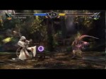 Soulcalibur V - PS3 / X360: Battle Replay 1 - Ezio Vs Viola (Gameplay)