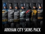 Batman Skins Pack - Batman: Arkham City (Divers)