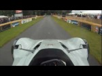 BAC Mono In-car footage (Divers)