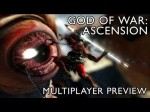God of War: Ascension Preview - Multiplayer (Gameplay)