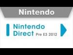 Nintendo Direct Pre E3 2012 (Evénement)