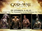 God of War Ascension - Mythological Heroes (Gameplay)