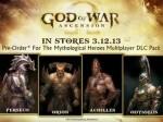 God of War Ascension - Mythological Heroes (Gameplay)