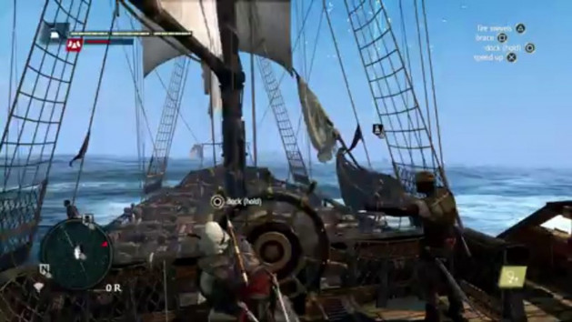 Assassin's Creed IV : Black Flag - Locations and Activities