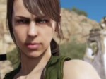 Metal Gear Solid 5 - Stefanie Joosten as Quiet (Développeurs)