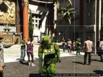 GTA V - First Person Expérience (Gameplay)