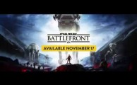 Star Wars Battlefront | Developer Series: Episode 1 (Développeurs)