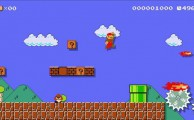 Trailer Super Mario Maker (Teaser)