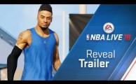 NBA Live 18 Reveal Trailer (Teaser)