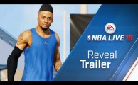 NBA Live 18 Reveal Trailer (Teaser)
