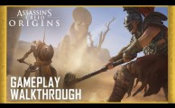 5 minutes de gameplay d'Assassin's Creed Origins (Gameplay)