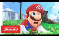 Super Mario Odyssey à l'E3 2017 (Teaser)