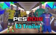 PES 2018 E3 Trailer (Teaser)