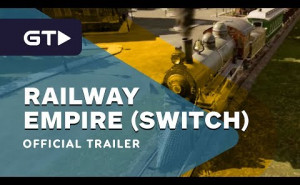 Railway Empire - Nintendo Switch