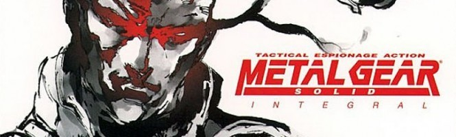Site officiel de Metal Gear Solid