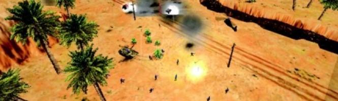 Screens Conflict Zone