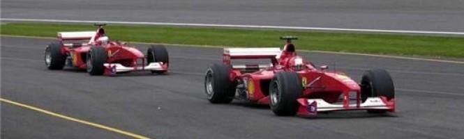 F1 2000 annoncé