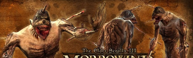 Morrowind en images