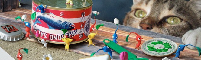 Site officiel de Pikmin