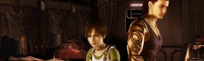 Resident Evil 0 : des screens