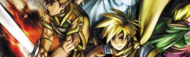 Golden Sun 2 a son site officiel