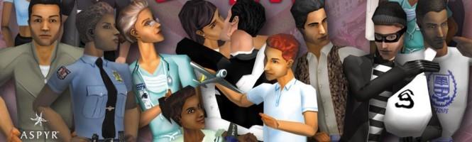 Les Sims sur PS2