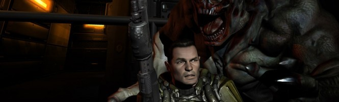 Doom 3 la démo : suite