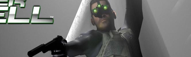 Splinter Cell sur les étalages