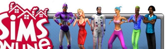 Les Sims Online dispo aux USA