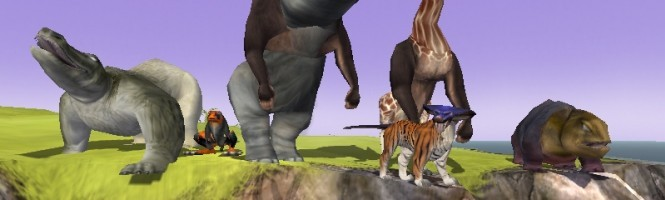 Impossible Creatures terminé