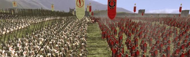 Rome Total War annoncé