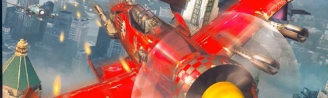 Crimson Skies sur Xbox